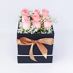 Take My Breath Away Box - Pink Roses