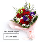 Classic Red Hearts Bouquet