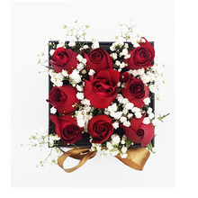 Load image into Gallery viewer, Take My Breath Away Box - Red Roses