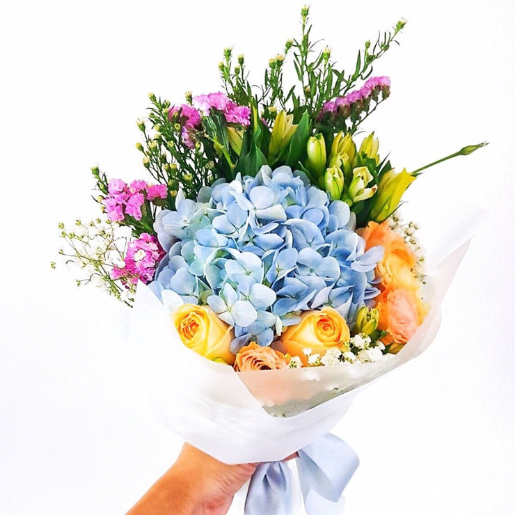 Blue Desire Bouquet
