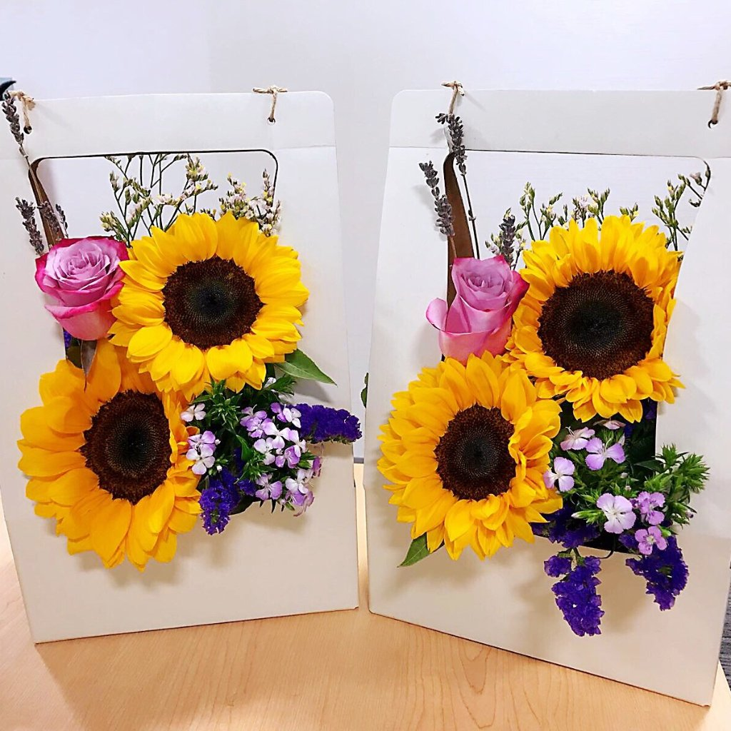 Bloom Bag - Sunny Sunflower
