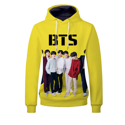 3D Printed BTS Sweater