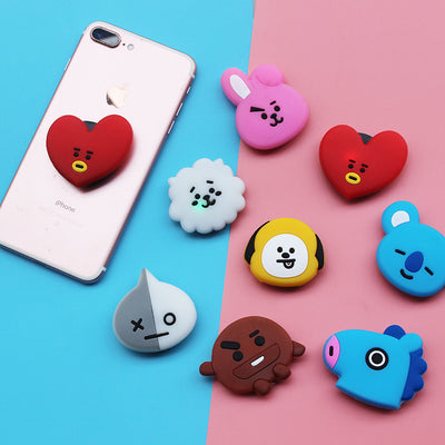 BT21BTS Mobile Phone Creative Cartoon Bracket