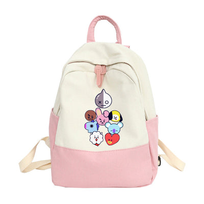 BTS Cute Backpacks