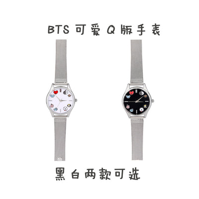 BTS BT21 Cute Watch