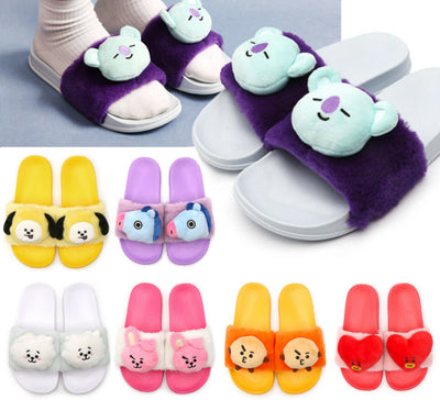 BTS-BT21 Slipper