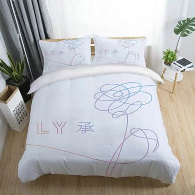BTS Bedding Set