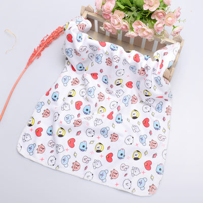 BT21 Square Towel