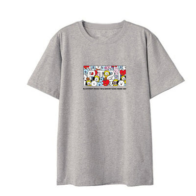 BTS-BT21 Concert LOVE YOURSELF T-shirt