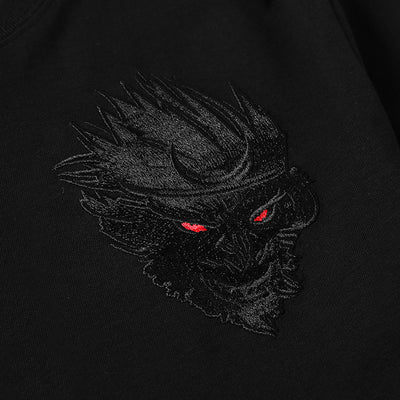 Wukong Embroidery  T-shirt