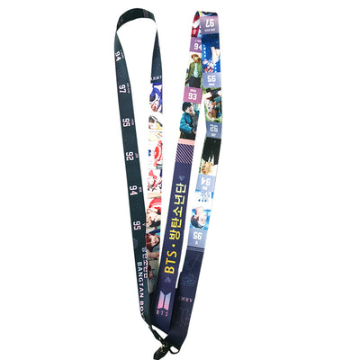 KPOP Mobile Phone Strap
