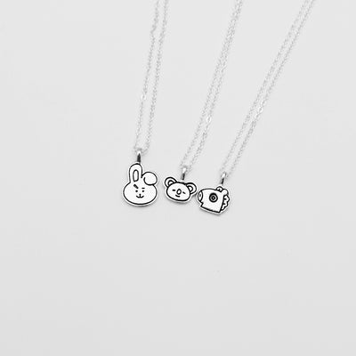 BTS Bulletproof Youth League Necklace Jewelry