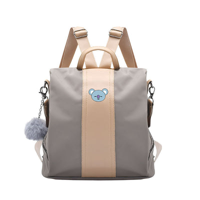 BT21 Cute Canvas Backpack