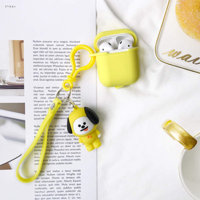 BT21 Wireless Bluetooth Headset Case For Airpods