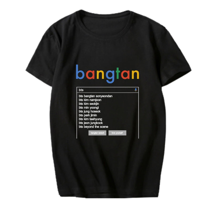 BTS Gg Searching T-shirt