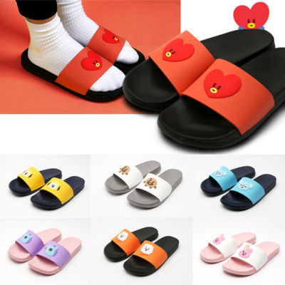 BTS-BT21 Slippers
