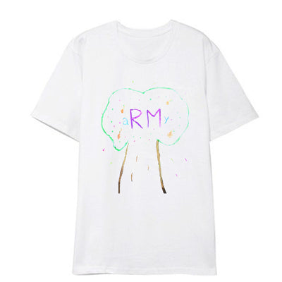 BTS 5TH MUSTER Seoul Concert  T-shirt
