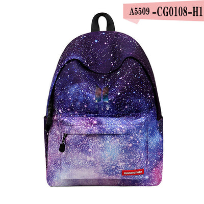 BTS Backpack Ombre