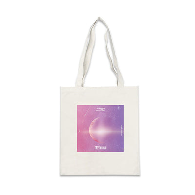 BTS WORLD OST Tote Bag