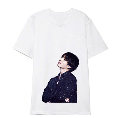 BTS Bulletproof Youth Group T-Shirt