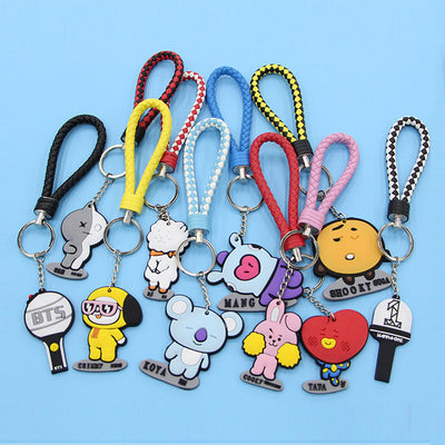 BT21 Keychain Random Pick (BT21)