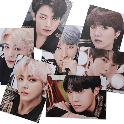 BTS Official Japanese Photo Frame