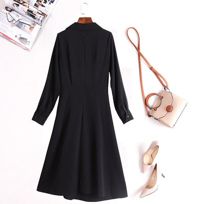 Long Sleeve Autumn Dress