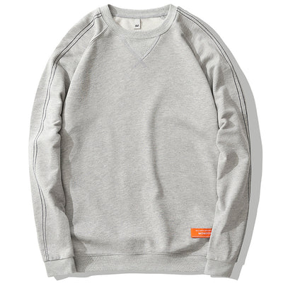 Line Decoration Sweater