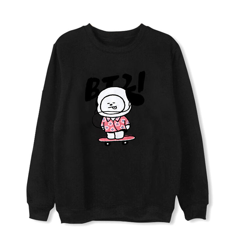 BTS-BT21 Sweater