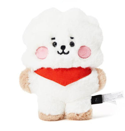 BTS Fluffy Baby Face Plushies