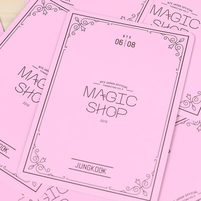 BTS Magic Shop Photo Collection