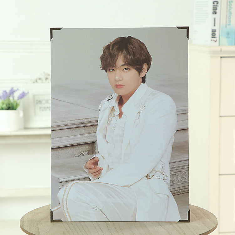 BTS Speak Yourself Hard Photo