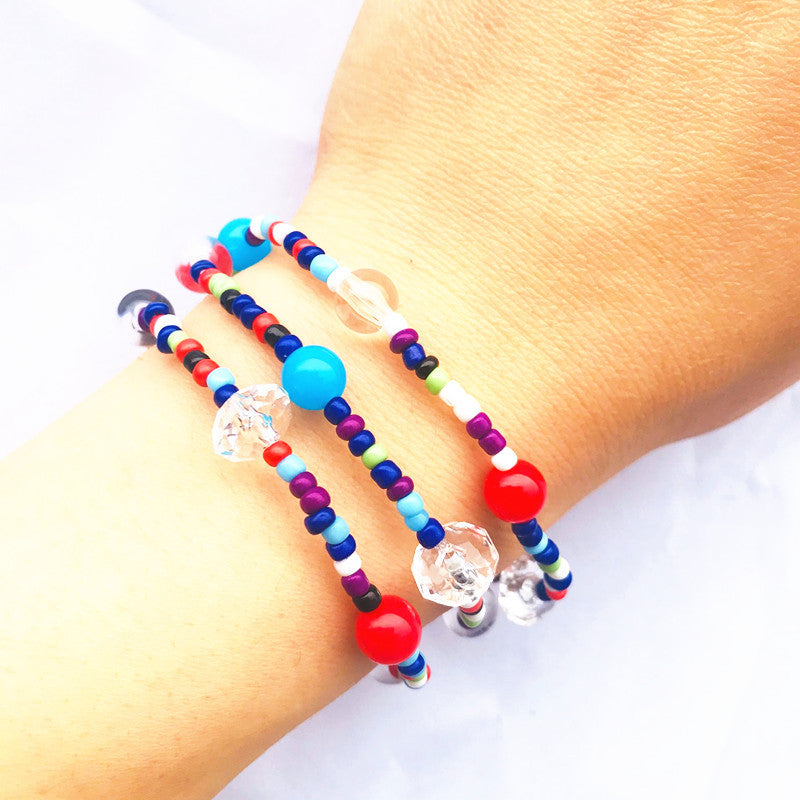 BTS JungKook Colorful Bracelet