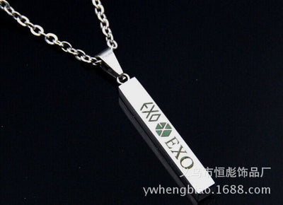 Unique EXO necklace