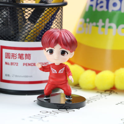 BTS Set 7 Figures Set A (Set 7 pcs)