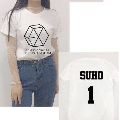 EXO  T-shirt (Size S)