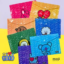 BT21 Cartoon Cute File Holder