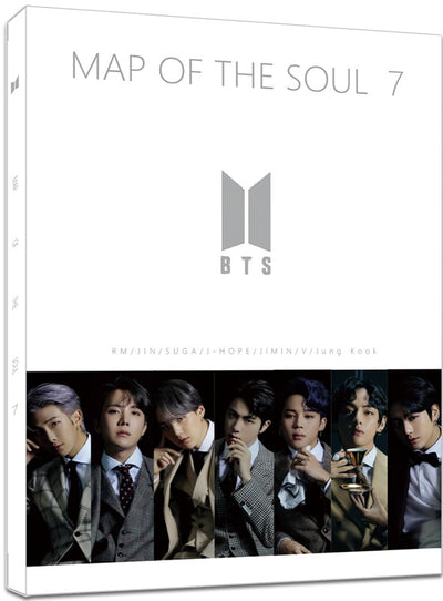BTS MAP OF THE SOUL :7 Army Box