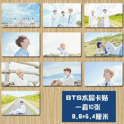BTS Set 10 Small Card