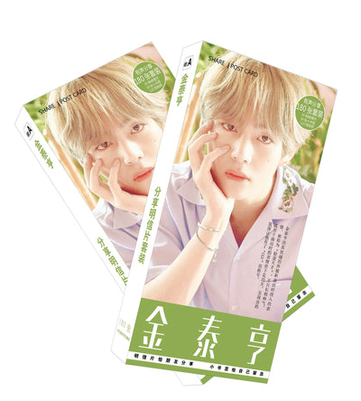 [ Buy 1 Get 1 For FREE ] BTS PHOTOCARDS BOX ( Special Version )