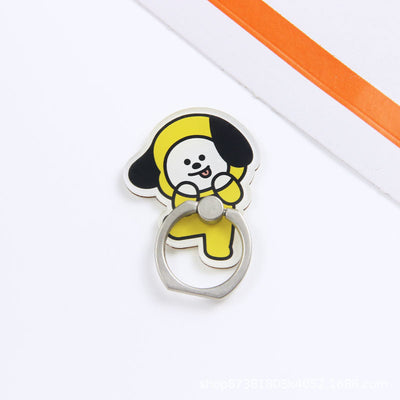 BT21 Cell Phone Stand Ring Holder