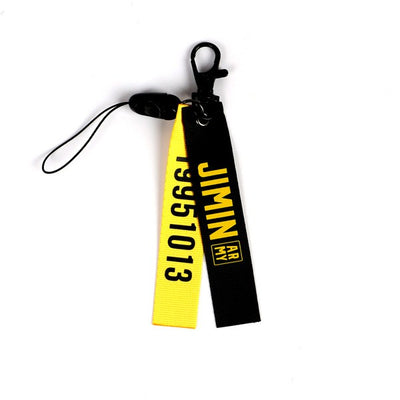 BTS Double Name Straps