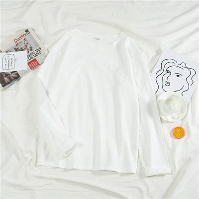 Long-sleeve Heart Sweater for