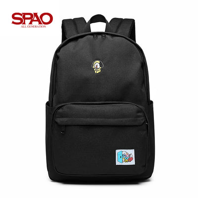 SPAO BT21 Bulletproof Youth Leage School Bag