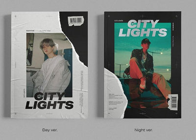 EXO BAEKHYUN 1st SOLO Album City Lights