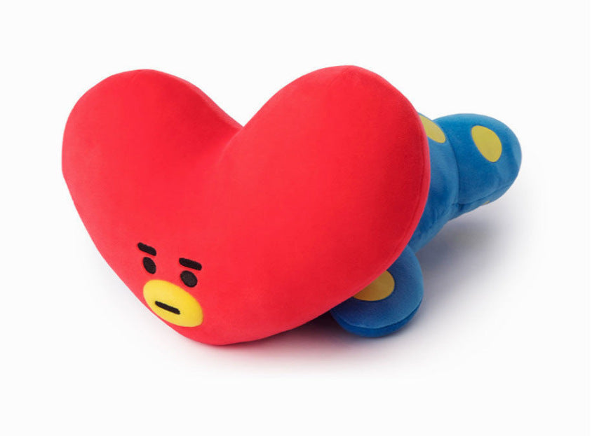 BTS  Soft Mini Sleeping Pillow