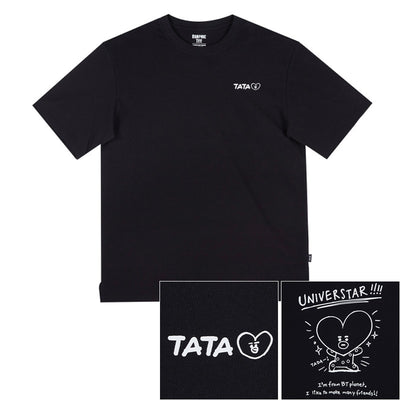 SPAO x BT21 T-SHIRT