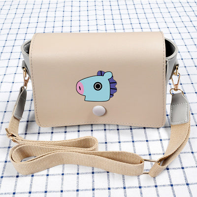 BTS BT21 Small Square Bag