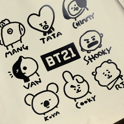 BT21 Kaki Backpack