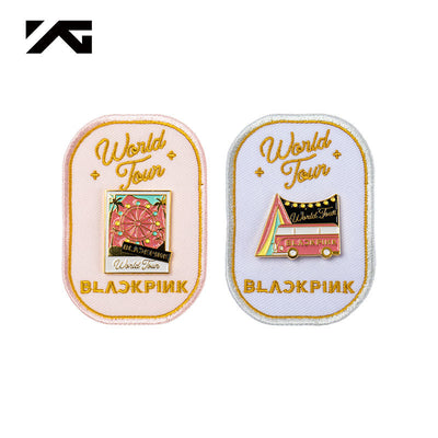 Official BLACKPINK WORLD TOUR Badge